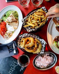 Brunch & Burgers at Village Vanguard | Mini Adventures