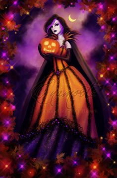 Halloween 2013 by Enamorte.deviantart.com on @deviantART