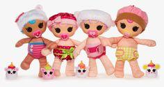 Sew cute, new Lalaloopsy Babies Dolls!