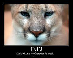 Don't mistake my.. #infj