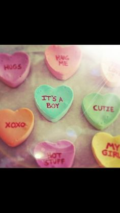 39 Best Valentine S Gender Reveal Images Pregnancy Gender Reveal