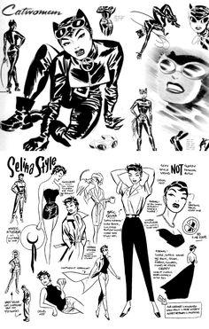 Ed Brubaker si que sabía escribir a Catwoman