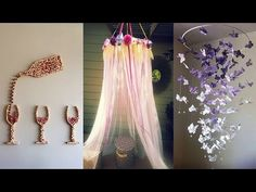 DIY ROOM DECOR! 26 Easy Crafts Ideas at Home for Teenagers