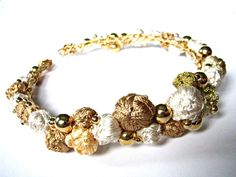 GOLDIES  headband by RattleTattleAround on Etsy, $50.00 Dreams, Trending Outfits, Unique Jewelry, Handmade Gifts, Etsy, Vintage, Kid Craft Gifts, Craft Gifts, Costume Jewelry