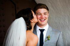 Sunny Southern California wedding