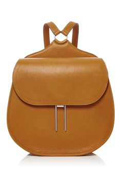 4355e24fc8 Buffalino Leather Vallens Backpack by HAYWARD Now Available on Moda Operandi  Round Bag