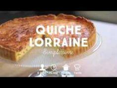 Quiche lorraine recette traditionnelle