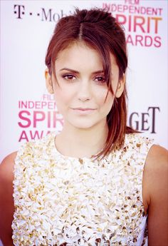 Nina Dobrev @ Film Independent Spirit Awards 2013 | www.IHeartNina.net