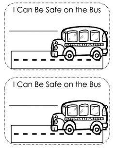 Bus Safety Reader Freebie