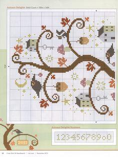 Cross Stitch & Needlework CS&N 11-2013 - Autumn Delights - 2 of 3