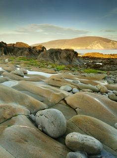 Achill Island, Co. Mayo, Ireland