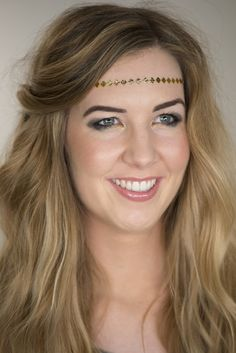 This is our beautytstories Festival look #festival #coachella #flashtattoo  #makeup  #beauty