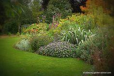 famous garden designer and author john brookes garden denmans you can get personal