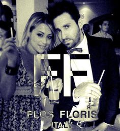 The two designers in FLOS FLORIS by FF
