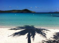Proud to say that I have stepped foot on this beach <3 U.S. Virgin Islands - St. Thomas.