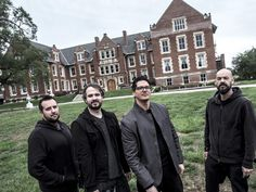 Ghost Adventures: Billy, Jay, Zak and Aaron get ready for their investigation of the Odd Fellows Asylum in Liberty, MO.