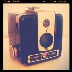 my grand father's camera.