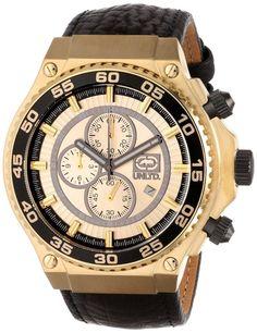 Marc Ecko Men's E18509G5 The Maxim Chronograph Movement Watch