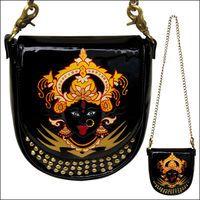 kali side sling satchel $64