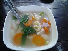 Macaroni soup :-)