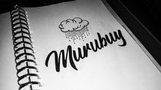 "HandLettering ""Murubuy"""