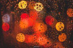 Lluvia & Luces. Hogar. by © Félix Moreno Palomero #344 of #365Photos