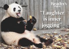 The power of laughter!