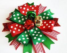 Baby Christmas headbandChristmas baby by JodiGraceAccessories