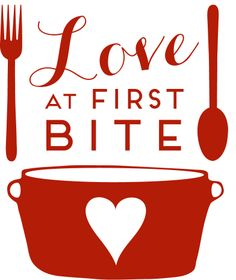 Love at First Bite Cafe Logo