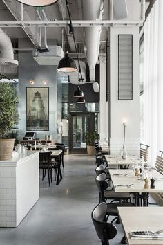 Galería - Restaurante Usine / Richard Lindvall - 9