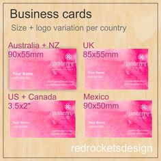 Business cards for jamberry nails mad mod digital pdf file cards sized for all jamberry markets australia new zealand uk us colourmoves