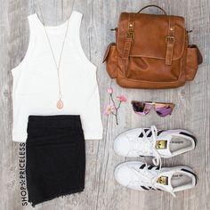 Freya Crop Top - White