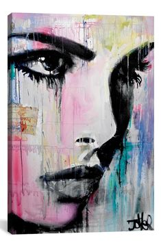 View LOUI JOVER's Artwork on Saatchi Art. Find art for sale at great prices from artists including Paintings, Photography, Sculpture, and Prints by Top Emerging Artists like LOUI JOVER. Art And Illustration, Arte Pop, Painting & Drawing, Painting Prints, Art Prints, Drawing Eyes, Framed Prints, Canvas Prints, Painting Canvas