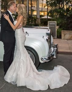 Steven Khalil Custom Made  Wedding Dress on Sale 39% Off