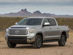 2013 TRD Toyota Tundra CrewMax Limited
