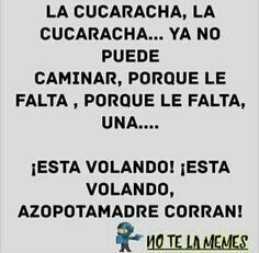 Funny Menes, Funny Spanish Memes, Spanish Humor, Mexican Memes, Real Facts, Words Quotes, Dankest Memes, Funny Quotes, Funny Pictures