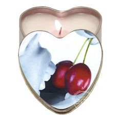 Earthly Body Edible Cherry Heart Candle http://www.rickysnyc.com/earthly-body-edible-cherry-heart-candle-4-oz.html