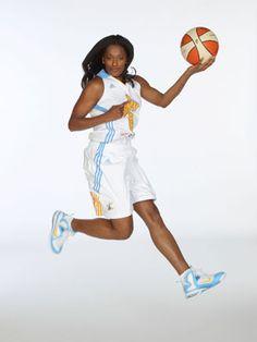 Get#WNBA Star Swin Cash's Killer Quads #SelfMagazine