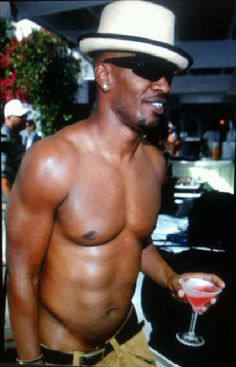 Jamie Foxx Mystery Woman Leave His Birthday Party