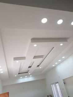 Plaster Ceiling Design, Gypsum Ceiling Design, House Ceiling Design, Ceiling Design Living Room, Bedroom False Ceiling Design, False Ceiling Living Room, Ceiling Light Design, Home Room Design, Modern Ceiling