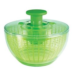 Green Salad Spinner by OXO | Bloomingdale's
