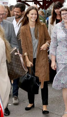 The Brand-New Princess Sofia Just Wore 4 Chic Outfits in 1 Day