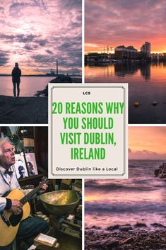Looking for a reason why you should visit Dublin? This is why I love Dublin and 20 reasons why you should visit the city at least once. Dublin Travel, Ireland Travel, Spain Travel, Visit Dublin, Travel Information, Travel Guides, Travel Tips, Vacation Trips, Vacations