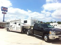 """Thank you to Ann Digiovanni from Derry, NH who just purchased this 2013 3H 4-Star 13'6"""" Outlaw LQ from Jake Ramsey at Gulf Coast 4-Star Trailers! (877) 543-0733"""