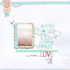 Jessica Lohof ✫ Talk about priceless: Always love - step by step love the masking!