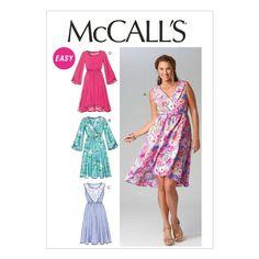 Mccall Pattern M6890 L-Xl-Xxl -Mccall Pattern