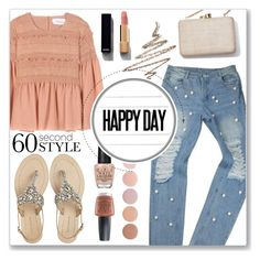 """""""Happy Day"""" by cowseatchard ❤ liked on Polyvore featuring See by Chloé, Antik Batik, Kayu, Deborah Lippmann, Anastasia Beverly Hills, OPI and Chanel"""