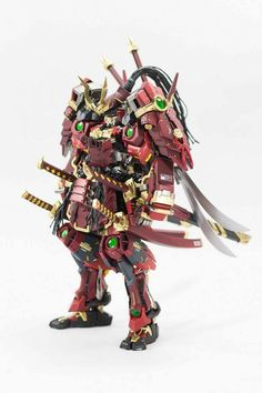 MG Shogan Astray Muramasa - Customized Build Modeled by KunPaw Gundam Toys, Gundam 00, Gundam Wing, Xenoblade X, Gurren Laggan, Armadura Cosplay, Gundam Astray, Gundam Build Fighters, Gamers Anime