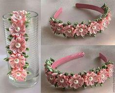 1 million+ Stunning Free Images to Use Anywhere Ribbon Art, Diy Ribbon, Fabric Ribbon, Ribbon Crafts, Ribbon Bows, Fabric Flower Headbands, Fabric Flowers, Hair Ribbons, Barrettes