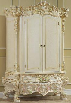 Victorian Armoire